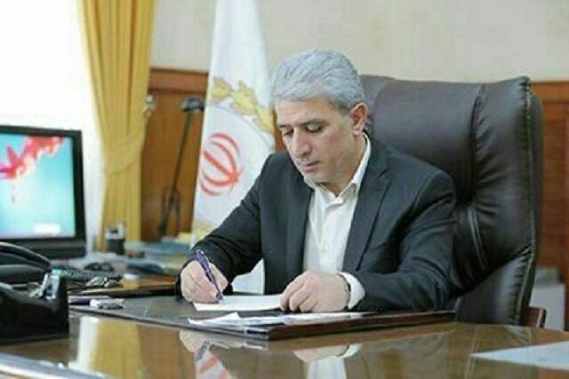 پیام تبریک مدیرعامل بانک ملی ایران به رئیس جمهور منتخب