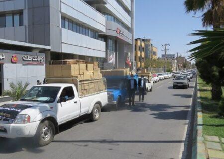از سوی بانک ملت صورت گرفت: اعطای ۲۵۰،۰۰۰ ماسک بهداشتی به مردم استان سیستان و بلوچستان