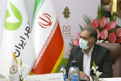 تصویب افزایش سرمایه بانک مهر ایران به ۵۰۰۰ میلیارد تومان