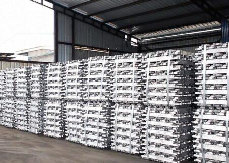 رشد ۱۰.۷ درصدی تولید جهانی آلومینیوم