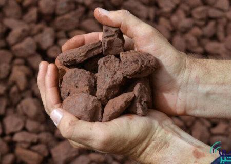 عرضه ۵۰ هزار تن سنگ آهن فلات مرکزی در تالار حراج باز بورس کالا/ امکان خرید برای متقاضیان دارای پروانه بهره برداری در زنجیره فولاد