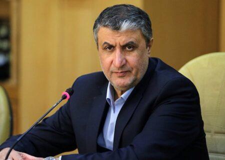 قرارداد برقی کردن قطار تهران-مشهد به زودی نهایی میشود