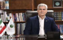 پیام تبریک دکتربهزاد شیری مدیرعامل پست بانک ایران به مناسبت عید سعید قربان