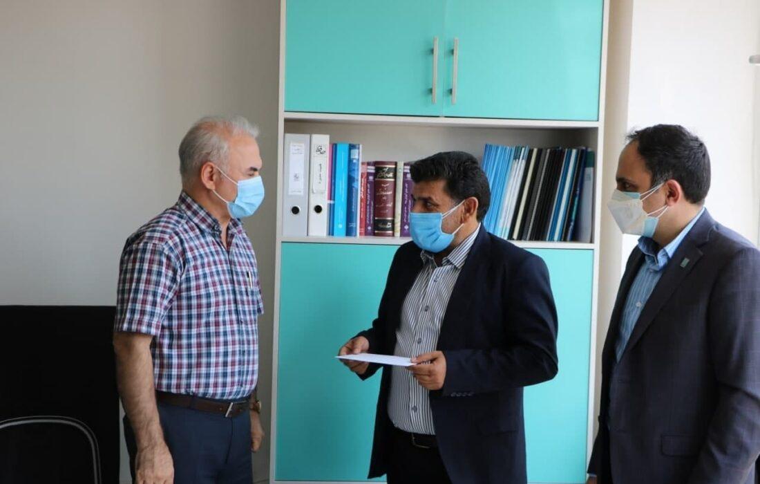 پرداخت خسارت ۶۸ میلیاردی آتش سوزی توسط بیمه حافظ