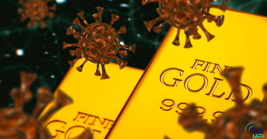 احتمال ریزش دوباره قیمت طلا