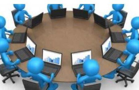 برگزاری وبینارسراسری اثربخشی جلسات اتاق فکر شعب بانک توسعه صادرات