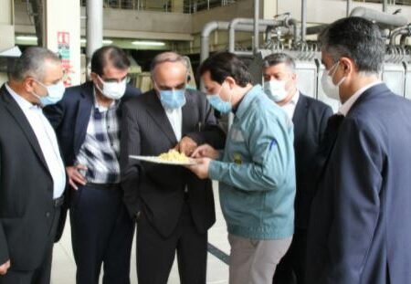 ظرفیت های پارسیان درخدمت تولید و اشتغال