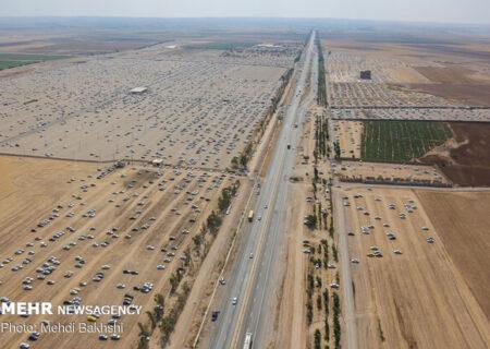 روزانه ۲۰۰اتوبوس برای بازگرداندن زائران به مرز مهران اعزام می شود