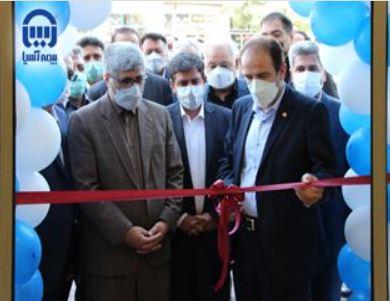 مدیرعامل بیمه آسیا در آیین افتتاح شعبه جام جم اردبیل:صنعت بیمه در کنار مردم و دولت است