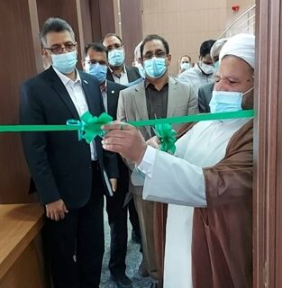 افتتاح اولین واحد ارزی جنوب کرمان توسط بانک کشاورزی