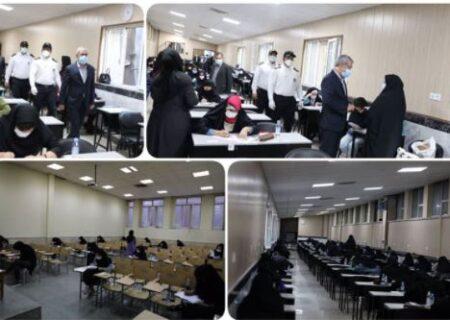 رقابت ١٣ هزار داوطلب در آزمون استخدامی بانک صادرات ایران