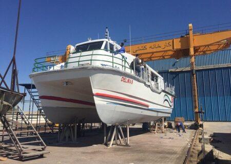 سفارش ساخت ۳۲ فروند کشتی به سازنده های داخلی ارائه شد