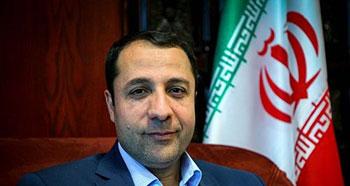 پیام تبریک مدیرعامل بانک ملی ایران به دکتر صالح آبادی